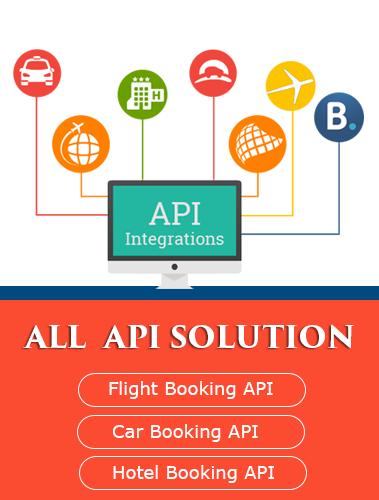 Travel API Integration Company, Travel XML API Integration